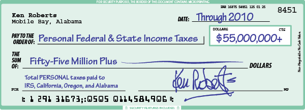 Personal Taxes